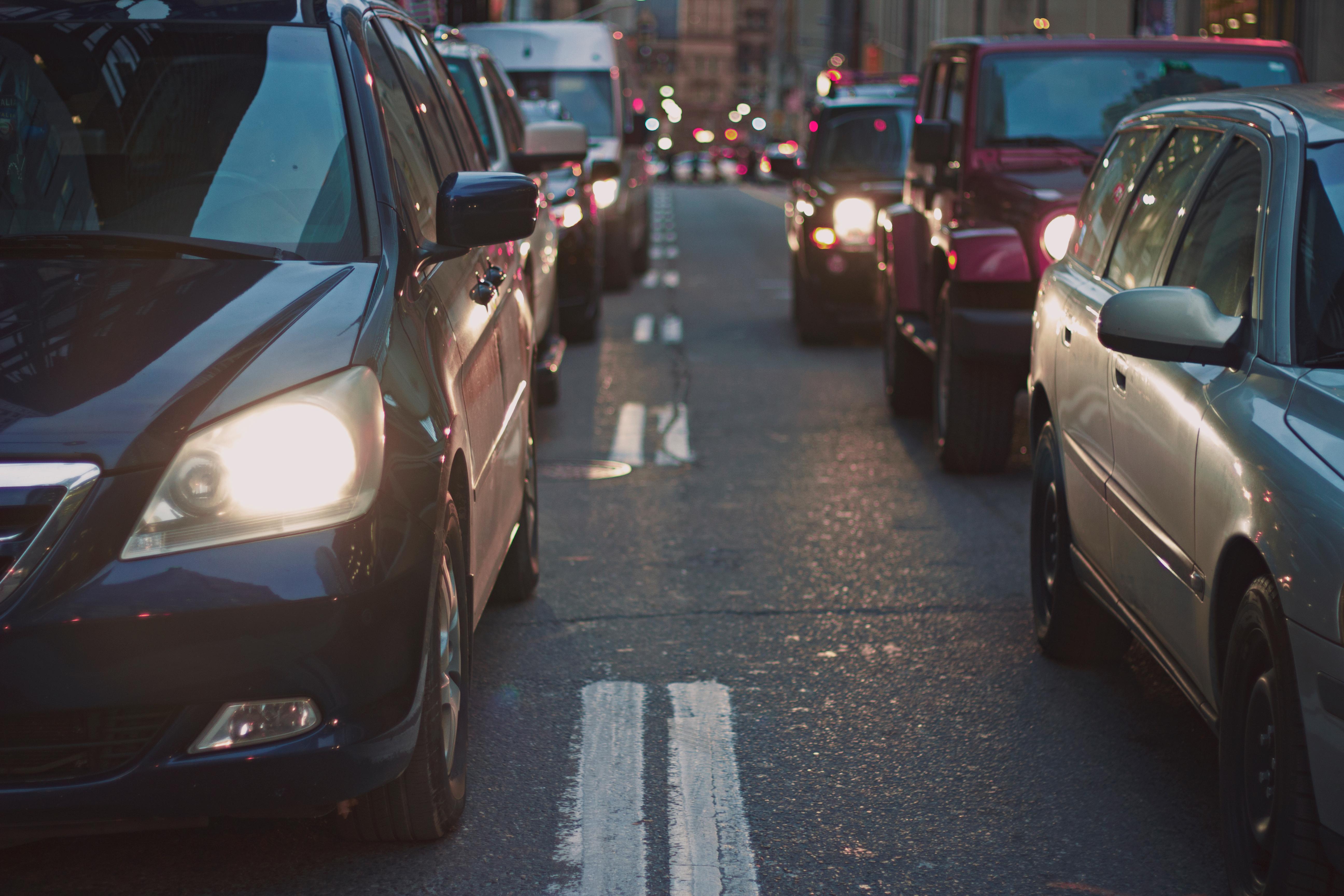 Straßenterror – so bleiben Sie locker