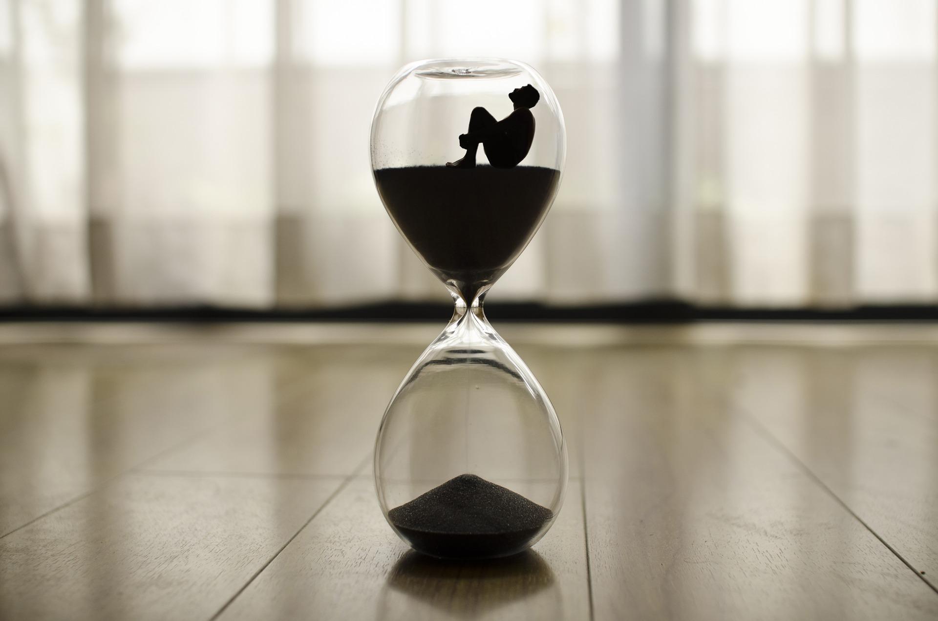 Zeit – Ein Stressfaktor für viele Menschen