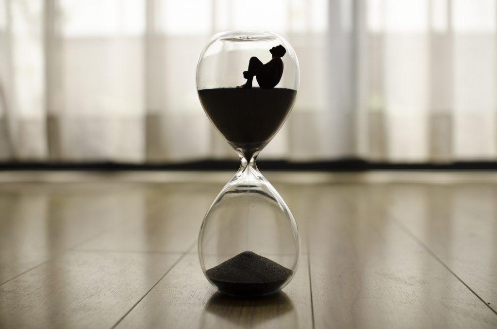 Zeit - Ein Stressfaktor für viele Menschen. Christian Bremer - Bildquelle: pixabay